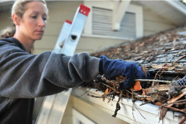 Gutter Cleaning Checklist