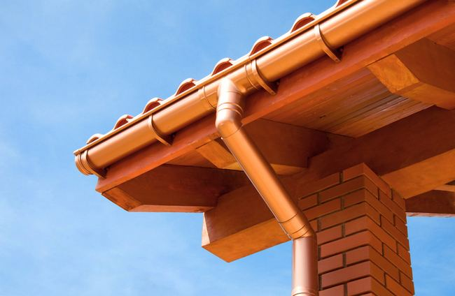 A Look At Gutter Materials The Importance Of Gutter Guards