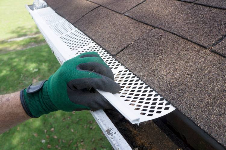 The Best Gutters Covers Aren't Made of Plastic
