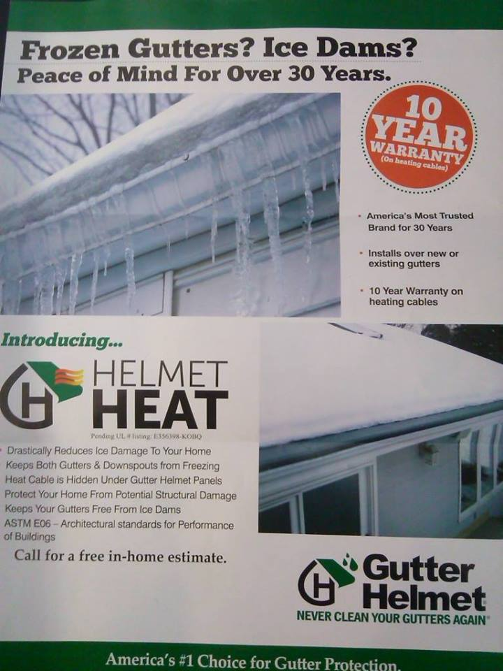 Photo Gallery Barry Best Seamless Gutters Gutter Helmet