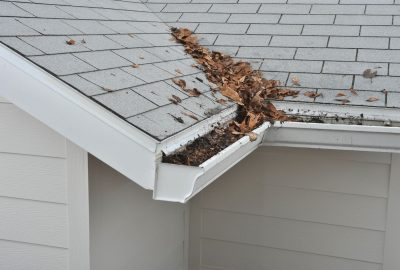 House Gutter Cleaning Solution