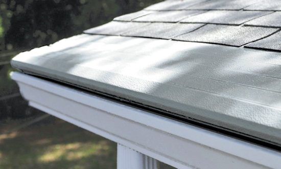 Gutter Helmet Never Clean Your Gutters Again