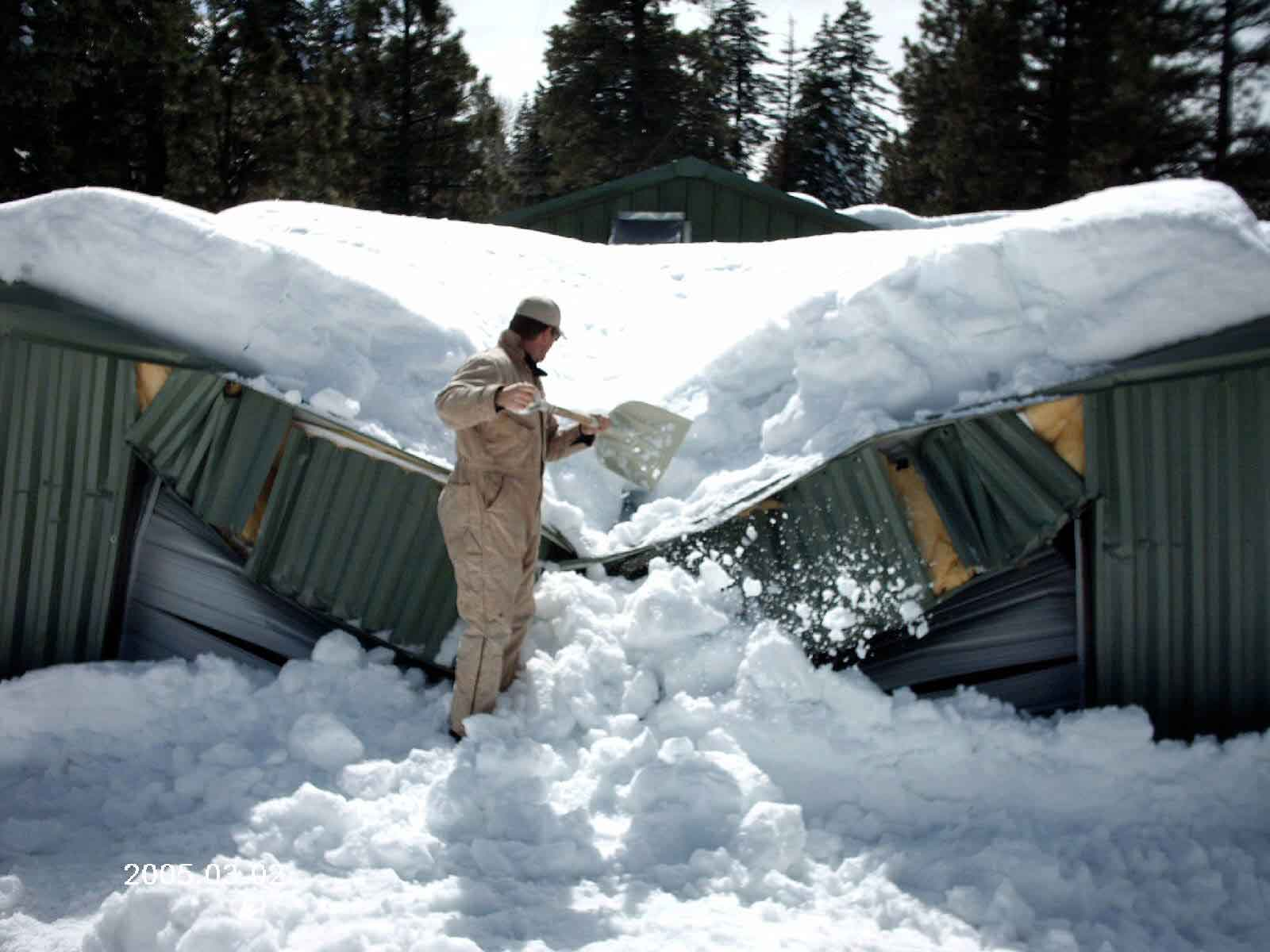 5 Ways Not To Clean Snow Off Your Roof