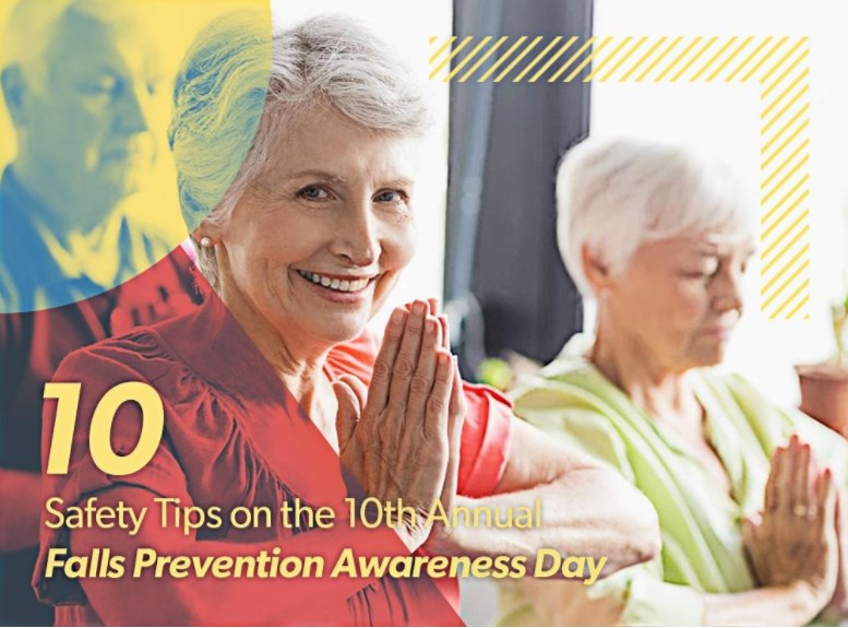 Annual Falls Prevention Awareness Day