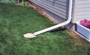 The Downspout Extender Part 1 Protect Your Home From The