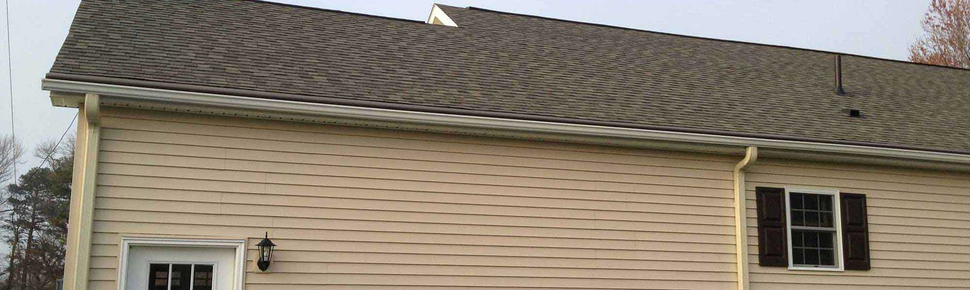 Residential Gutters Chesapeake, Virginia