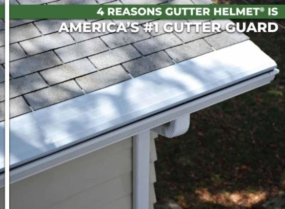 Best Gutter Guards 2020 4 Reasons Gutter Helmet® Is America's #1 Gutter Guard | Gutter Helmet